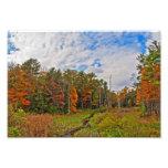 Northeast  Autumn Photograph