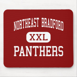 Northeast Bradford - Panthers - High - Rome Mouse Pad