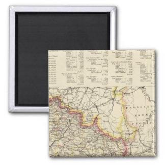 Northeast France Magnet