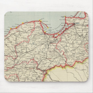 Northeast German Empire Mouse Pad