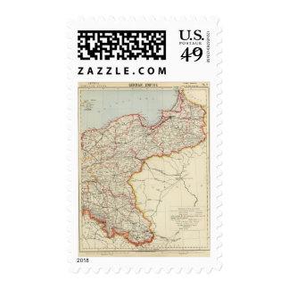 Northeast German Empire Postage