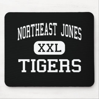 Northeast Jones - Tigers - High - Laurel Mouse Pads