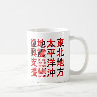 Northeast local Pacific Ocean open sea earthquake  Coffee Mug