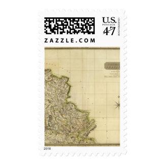 Northeast Perthshire Postage Stamp