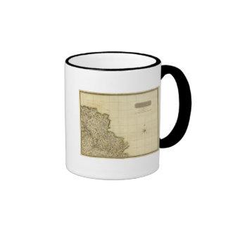 Northeast Perthshire Ringer Coffee Mug