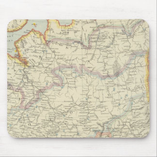Northeast Russia Mouse Pad