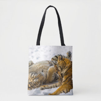 Northeast Tiger Tote Bag