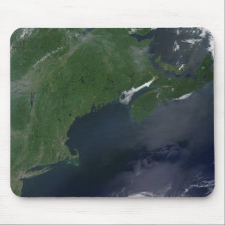 Northeast United States and Canada Mouse Pad