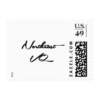 Northeast VQ US Postage