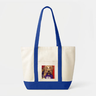 Northeast Wisconsin Service Dogs Canvas Bag