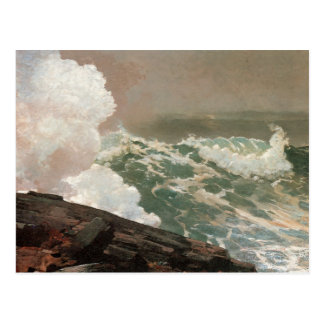 Northeaster Postcard