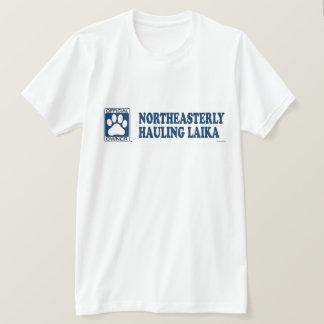 Northeasterly Hauling Laika Blue T-Shirt