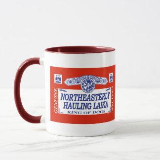 Northeasterly Hauling Laika Mug