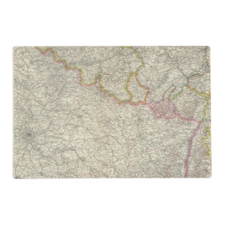 Northeastern France Placemat