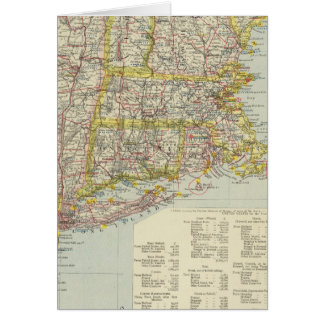 Northeastern United States 2 Card