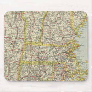 Northeastern United States 2 Mouse Pad