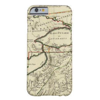 Northeastern United States Barely There iPhone 6 Case