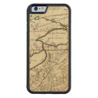 Northeastern United States Carved® Maple iPhone 6 Bumper Case