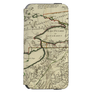 Northeastern United States iPhone 6/6s Wallet Case