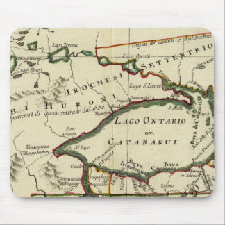 Northeastern United States Mouse Pad