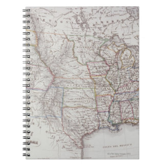 Northen United States Notebook