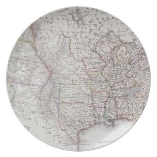 Northen United States Plates