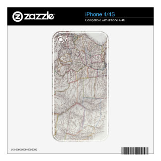 Northen United States Skin For iPhone 4