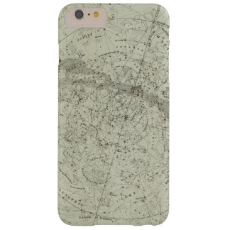 Norther Night Sky map Barely There iPhone 6 Plus Case