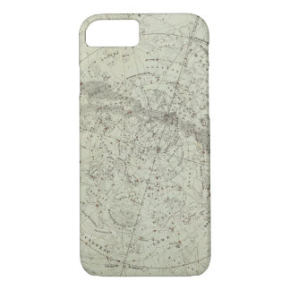 Norther Night Sky map iPhone 8/7 Case