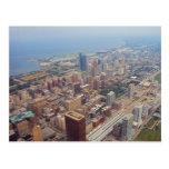 Northerly Island Park, Chicago Postcard