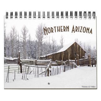 Northern Arizona In Photographs Calendar