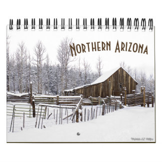 Northern Arizona In Photographs Calendar