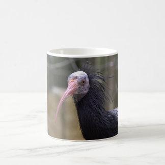Northern Bald Ibis Coffee Mug