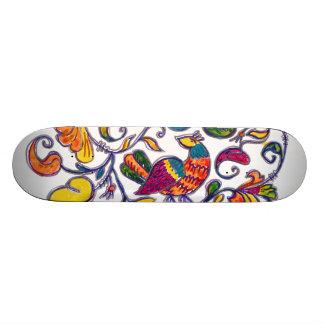 Northern Bird Skateboard
