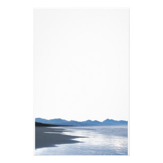 Northern Blue Beach Stationery