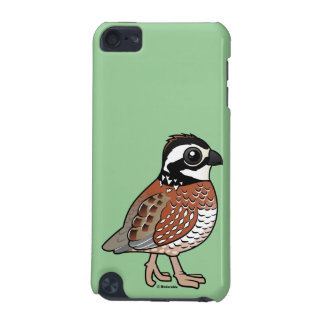 Northern Bobwhite iPod Touch (5th Generation) Cover