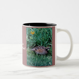 Northern Bobwhite Quail Coffee Mug