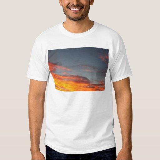 Northern CA evening sky... Tshirts