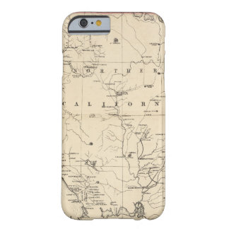 Northern California Barely There iPhone 6 Case