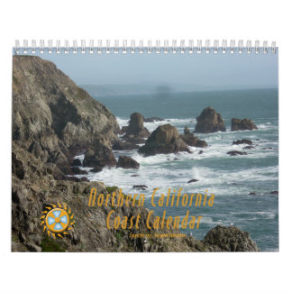 Northern California Coast Calendar