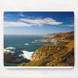 Northern California Coast Mouse Pad