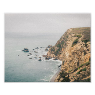 Northern California Coast | Poster