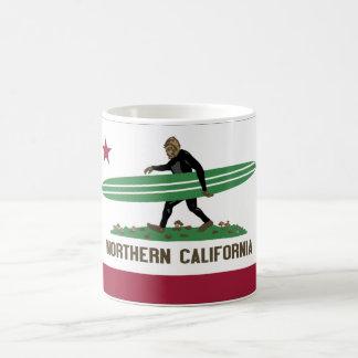 Northern California Coffee Mug