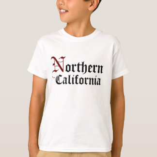 Northern, California kids T T-Shirt