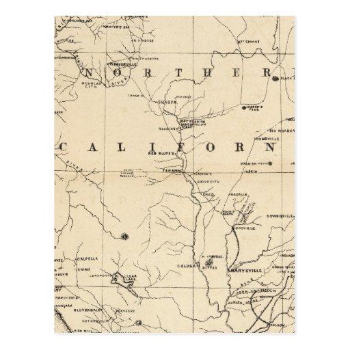 Northern California Postcard