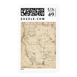 Northern California Stamp