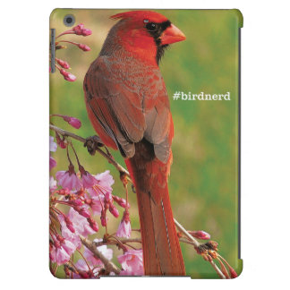 Northern Cardinal iPad Air Cases