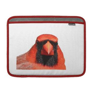 Northern Cardinal MacBook Air Sleeve