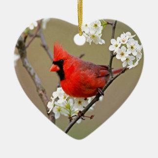 Northern Cardinal Ornaments