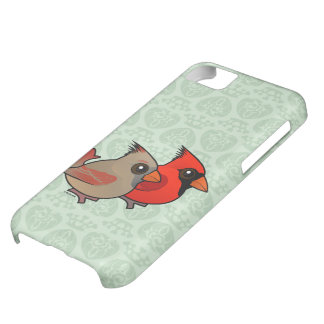 Northern Cardinal Pair Case For iPhone 5C